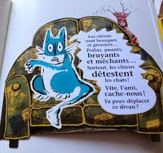 Y a-t-il un chien dans ce livre 2