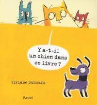 Y a-t-il un chien dans ce livre