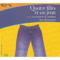 CD Audio Quatre filles et un jean